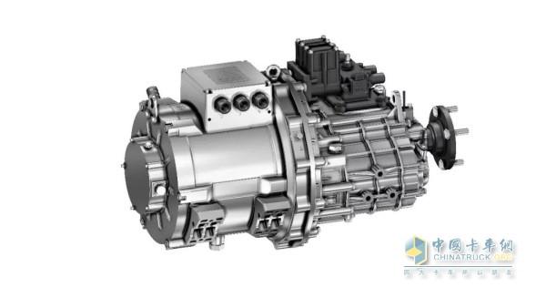 法士特4E50电驱动传动系统