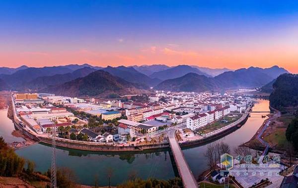 磐安县方前镇