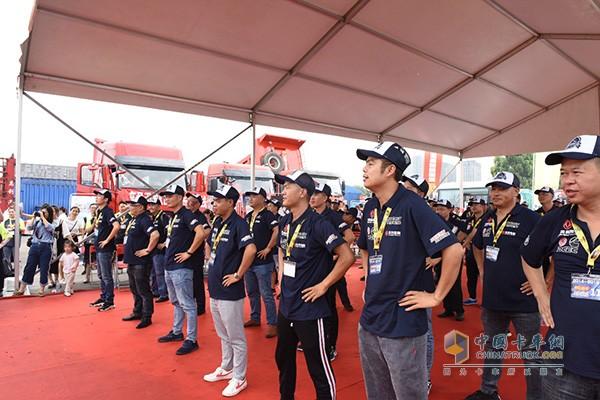 东风天龙中国卡车驾驶员大赛为卡友提供更好的交流平台