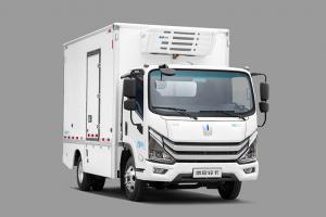 吉利远程 RE500增程式冷藏车