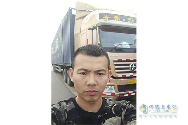 来自黑龙江的司机王师傅