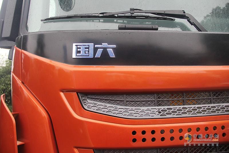 中集联合U+车型 6X4 490马力 牵引车