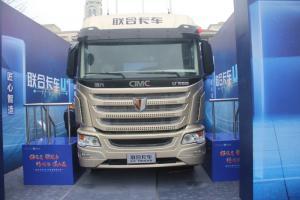 中集联合 U+车型 6X4 550QQ自动抢红包国六牵引车