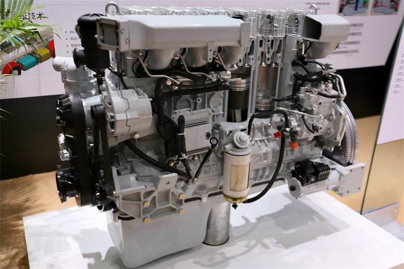 潍柴 WP13 550马力 12.54升 国五 柴油发动机