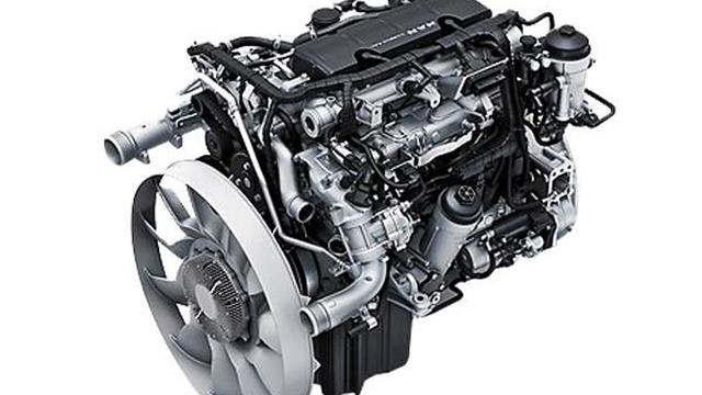 德国曼D20发动机介绍