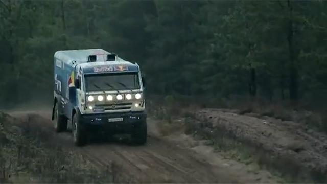 梅赛德斯-奔驰Arocs全能底盘