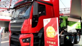中国年度卡车评委带你详解江铃威龙重卡