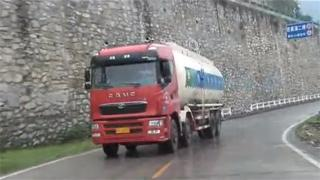 福伊特卡安马液力缓速器试驾视频
