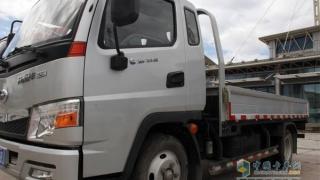[车辆测评]开瑞绿卡S厢式高端轻卡动力
