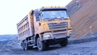 讲述卡车人的故事---露天矿上的卡车硬汉