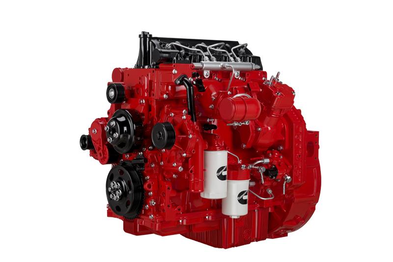 安徽康明斯B4.5L国六发动机