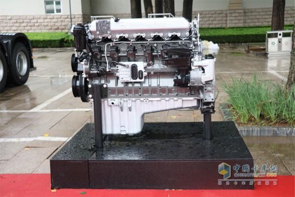 OM457发动机