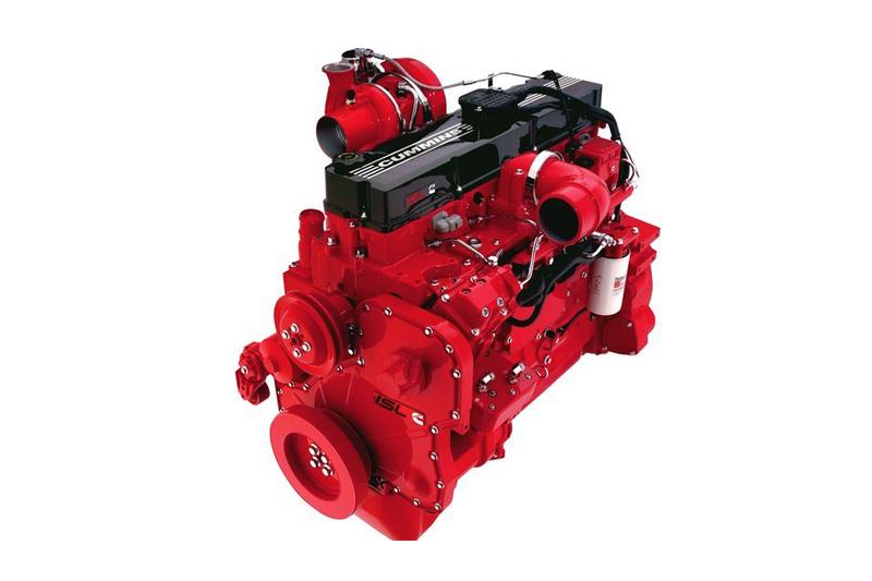东风康明斯 ISLe系列 8.9升 发动机