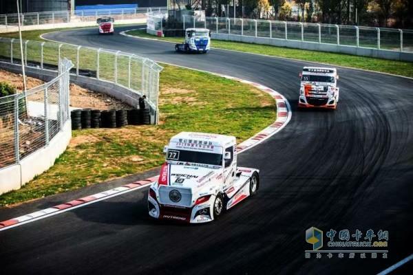 中国卡车公开赛竞赛