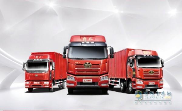 解放J6 产品