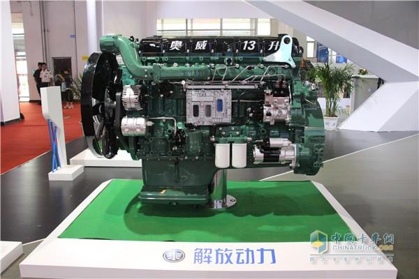 奥威CA6DM3国六动力