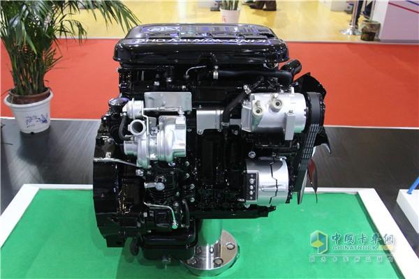 劲威CA4DB1柴油动力