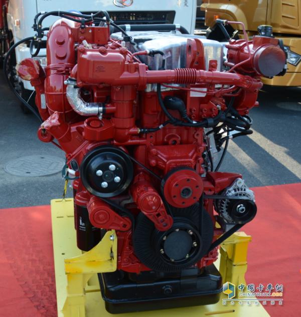 华菱460马力国六发动机