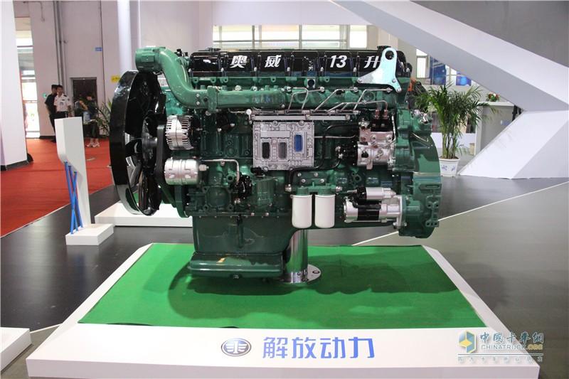 3-奧威CA6DM3-E6柴油動力