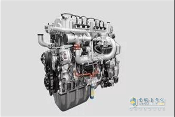 天然气系列发动机