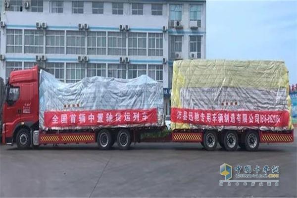 东风柳汽乘龙H7长度展示