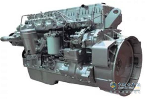 东风商用车搭载的DDi75发动机