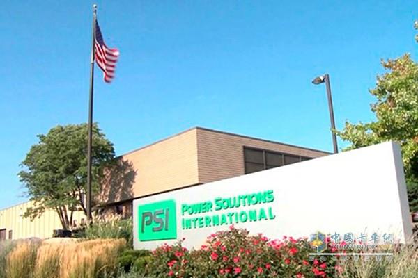 美国PSI公司