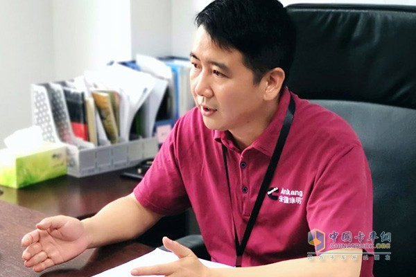 安徽康明斯动力有限公司质量总监姜华伟