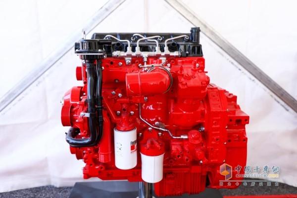福田康明斯ISF3.8L发动机