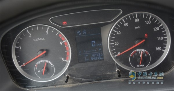 一年零两个月的时间内,杨兴春的福田时代M3累积跑了近9.5万公里