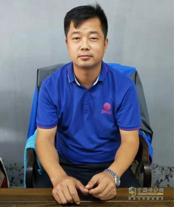 石家庄惠和汽车销售有限公司总经理李国栋