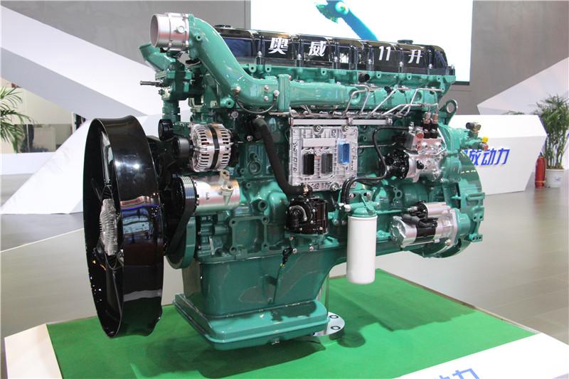 解放动力  奥威 CA6DM2 柴油国六发动机