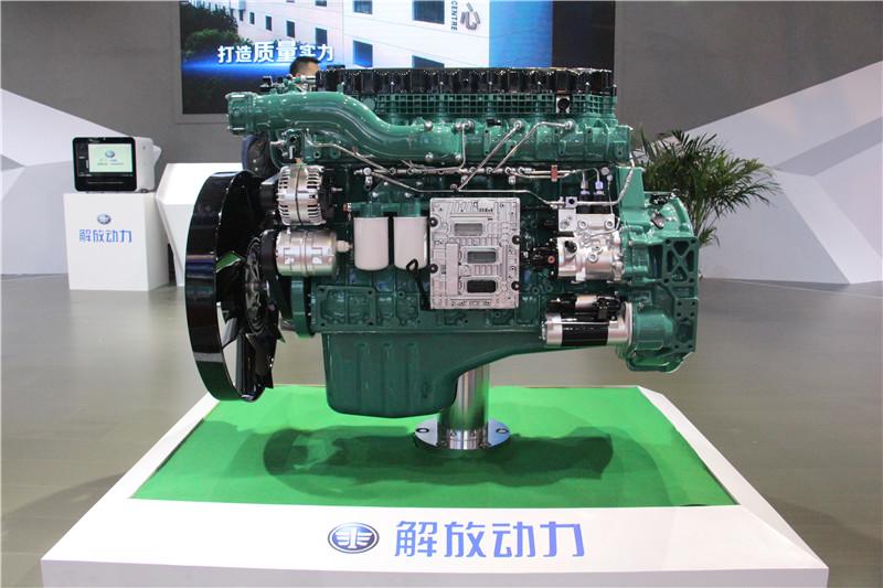 解放动力  奥威 CA6DL6 柴油国六发动机