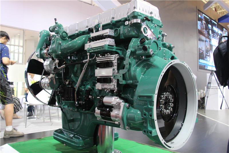 解放动力  奥威 CA6SM3 国六天然气发动机
