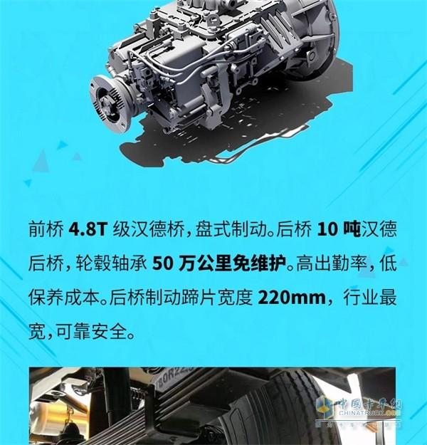 2019款德龙L3000