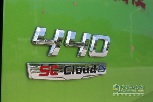 440马力的陕汽康明斯车单趟能节省1.5L左右的油