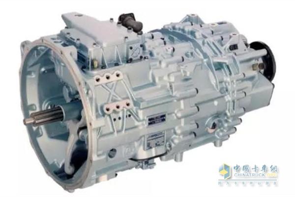 1997年采埃孚推出的第一代AS Tronic变速器