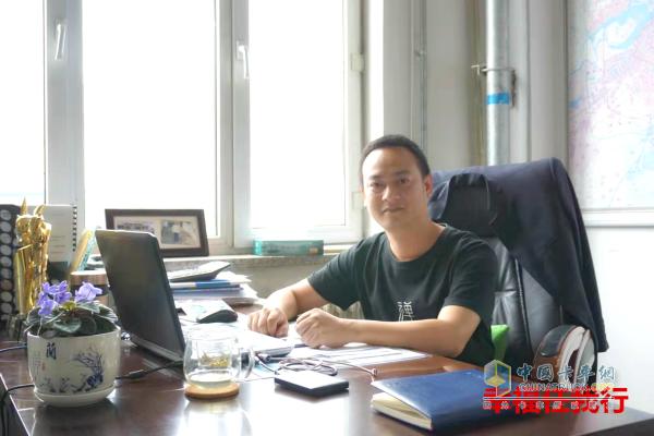 黑龙江九州通医药有限公司物流总监张总