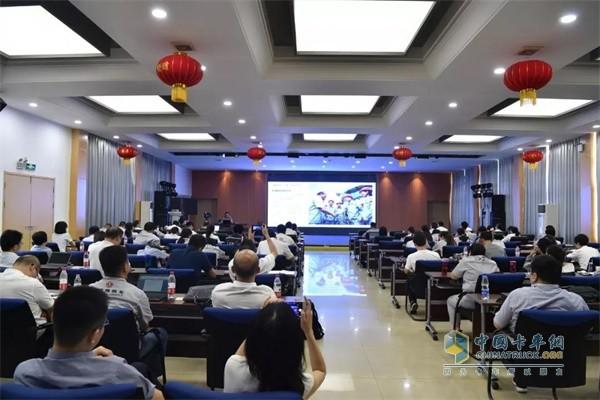 东风商用车品牌力提升培训