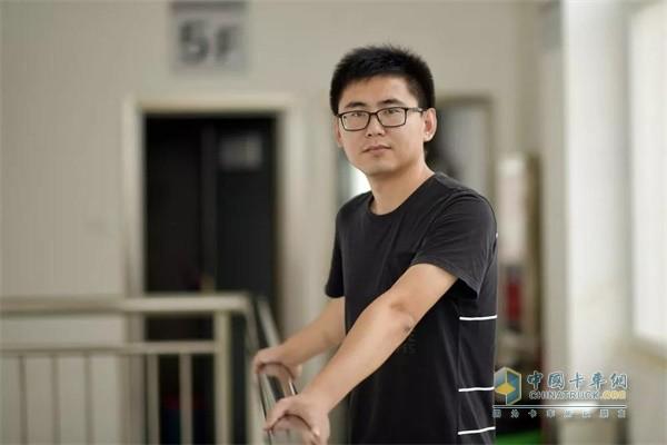 东风商用车后市场事业部员工 品牌大使 于广超