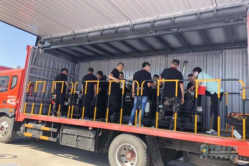 服務大篷車培訓活動