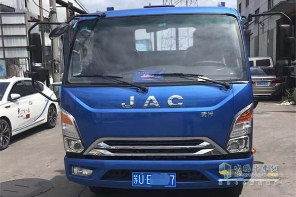 康铃J6品质过硬,运输安全、可靠,时效有保证