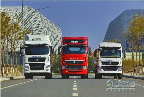 中国重汽卡车