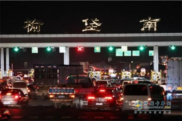 北京环线高速收费站   拆除改造 ETC北京市高速公路口收费站