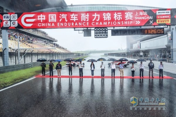 2019CEC中国汽车耐力锦标赛上海站