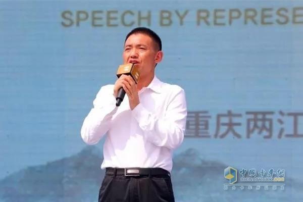 两江新区党工委委员、管委会副主任李顺