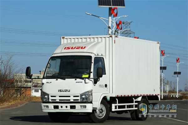 庆铃KV100 DPF车型