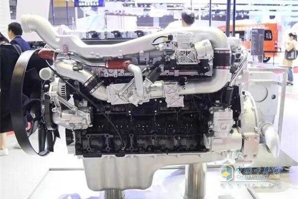 MT13国六燃气发动机