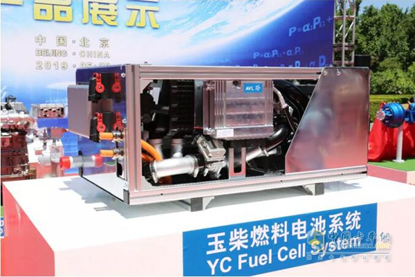 玉柴燃料系统
