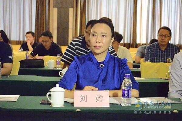 中国教育电视台影视剧及纪录片中心主任刘婷